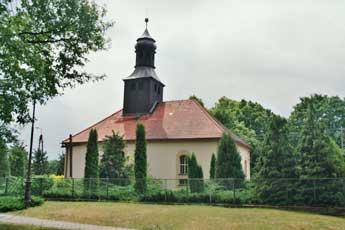 Kirche Arensdorf, juni 2015