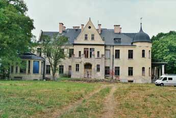Schloss Arensdorf im Juni 2015