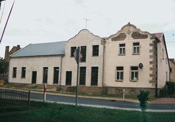 Der ehemalige Gasthof von Willy Bauer 2011
