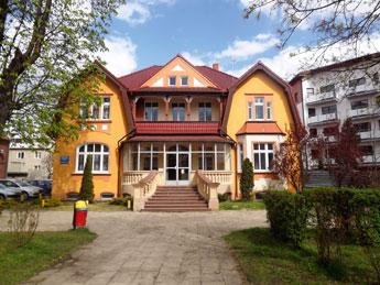 Villa Neuenfeld im Jahre 2014