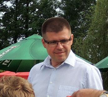 Landrat Dariusz Ejchart