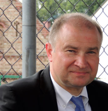 Arno Jaeschke,  Bürgermeister Altlandsberg