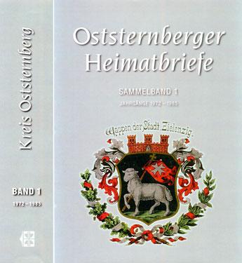 Buchdeckel und Buchrücken von Sammelband 1 Foto: Verworner