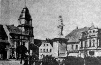 Zielenzig vor 1945