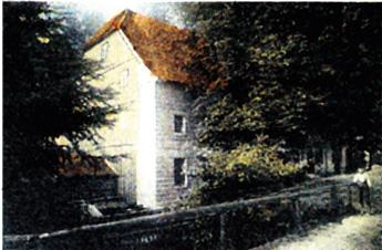 Wohnhaus/Kalkmühle